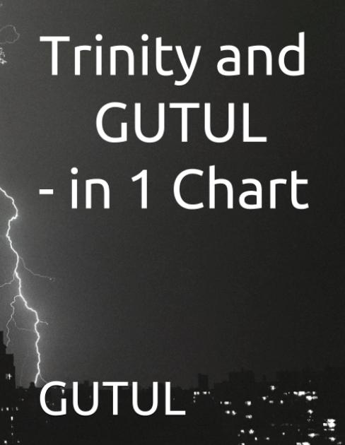 Book Cover Trinity and GUTUL